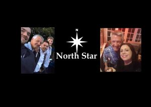 Band Photo and North Star logo